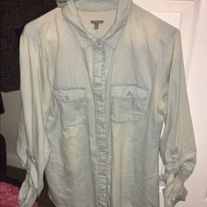 Charlotte Russe button down
